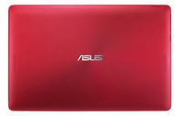 "ASUS Transformer Book T100TA-C1-RD(S) 1.46GHz Z3775 10.1"" 1366 x 768Pixel Touch screen Rosso Ibrido (2 in 1)"