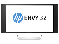 "HP ENVY 32"" Wide Quad HD WVA Nero, Argento monitor piatto per PC"