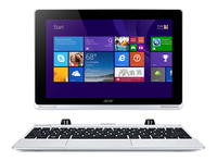 "Acer Aspire Switch 10 SW5-012P-10GM 1.33GHz Z3735F 10.1"" 1280 x 800Pixel Touch screen Argento Ibrido (2 in 1)"