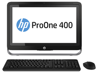 "HP ProOne 400 G1 3GHz i3-4330T 21.5"" Touch screen Nero PC All-in-one"