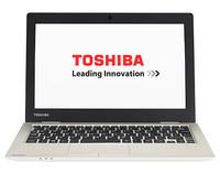 "Toshiba Satellite CL10-B-100 2.16GHz N2840 11.6"" Oro Netbook"