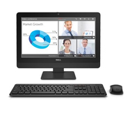 "DELL OptiPlex 3030 3.3GHz i5-4590 19.5"" 1600 x 900Pixel Touch screen Nero PC All-in-one"