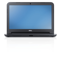 "DELL Inspiron 14 1.8GHz i3-3217U 14"" 1366 x 768Pixel Touch screen Nero Computer portatile"