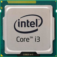 DELL Intel Core i3-4130 3.4GHz 3MB L3 processore