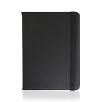 "Ewent EW1605 8"" Custodia a libro Nero custodia per tablet"