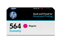 HP 564 Economy Magenta Original Ink Cartridge cartuccia d