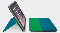 "Logitech AnyAngle 9.7"" Cover Ciano, Verde"