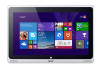 "Acer Aspire Switch 10 SW5-012P-12A6 1.33GHz Z3735F 10.1"" 1280 x 800Pixel Touch screen 3G Argento Ibrido (2 in 1)"