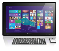 "Lenovo IdeaCentre Horizon 2 2GHz i7-4510U 27"" 1920 x 1080Pixel Touch screen Argento PC All-in-one"