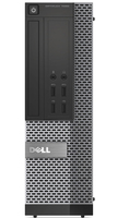 DELL OptiPlex 7020 SF 3.5GHz i3-4150 SFF Nero, Grigio PC