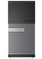 DELL OptiPlex 7020 MT 3.5GHz i3-4150 Mini Tower Nero, Grigio PC