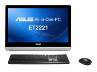 "ASUS ET 2221IUKH-B020T 3GHz i3-4150T 21.5"" 1920 x 1080Pixel Nero PC All-in-one"
