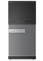 DELL OptiPlex 7020 3.6GHz i7-4790 Mini Tower Nero, Grigio PC