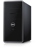 DELL Inspiron 3847 3.1GHz G3240 Mini Tower Nero PC