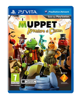 Sony The Muppets Movie Adventures Basic PlayStation Vita videogioco