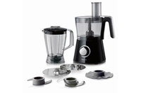 Philips Viva Collection HR7759/90 750W 2L Nero robot da cucina
