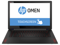 "HP OMEN 15-5000nf 2.5GHz i7-4710HQ 15.6"" 1920 x 1080Pixel Touch screen Nero Computer portatile"