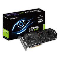 Gigabyte GV-N980WF3OC-4GD GeForce GTX 980 4GB GDDR5