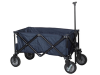 CamPart Travel HC-0910 Trolley 103L Poliestere Blu valigia