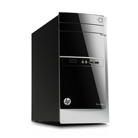 HP Pavilion 500-538d 3.2GHz i5-4460 Microtorre Nero PC