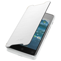 Acer Liquid Z200 Flip Cover White Custodia a libro Bianco