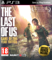 Sony The Last of Us, PS3, ITA Base+DLC PlayStation 3 ITA videogioco