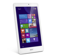 Acer Iconia W1-810-11UC 32GB Bianco tablet