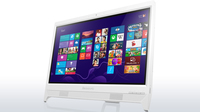 "Lenovo C 260 2.41GHz J1800 19.5"" 1600 x 900Pixel Bianco PC All-in-one"