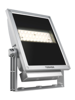 Toshiba E-CORE LED Floodlight 3000 30W LED Argento proiettore