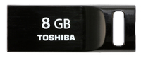 Toshiba 8GB USB 2.0 8GB USB 2.0 Tipo-A Nero unità flash USB