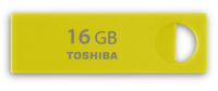 Toshiba 16GB USB 2.0 16GB USB 2.0 Tipo-A Giallo unità flash USB