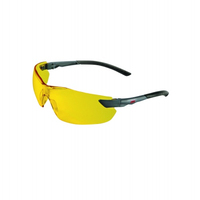 3M 2822C Nero, Grigio safety goggles/glasses