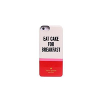 Contour Design KS Eat Cake for Breakfast Cover Multicolore