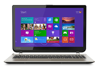"Toshiba Satellite S55t-B5233 2.5GHz i7-4710HQ 15.6"" 1920 x 1080Pixel Touch screen Oro Computer portatile"