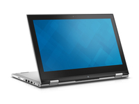 "DELL Inspiron 7347 1.7GHz i5-4210U 13.3"" 1366 x 768Pixel Touch screen Argento Computer portatile"