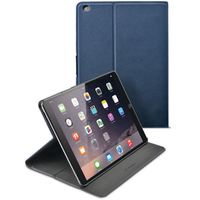 "Cellularline FOLIOIPAD6B 9.7"" Custodia a libro Blu custodia per tablet"
