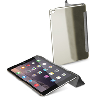 Cellularline GLASSVIEWIPAD6K Cover Nero, Trasparente custodia per tablet