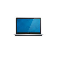"DELL Inspiron 7737 1.8GHz i7-4500U 17.3"" 1920 x 1080Pixel Touch screen Argento Computer portatile"
