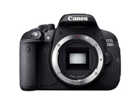 Canon EOS 700D + EF-S 18-55mm f/3.5-5.6 IS STM + EF 40mm f/2.8 STM + SD 4GB Kit fotocamere SLR 18MP CMOS 5184 x 3456Pixel Nero