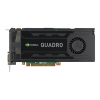 DELL 490-14317 Quadro K4000 3GB GDDR5 scheda video