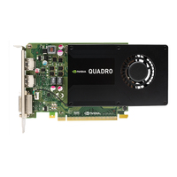 DELL 490-BCGD Quadro K2200 4GB GDDR5 scheda video