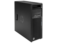 HP G1X60EA+J3G89AT+LQ037AT 3GHz E5-1660V3 Mini Tower Nero Stazione di lavoro