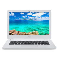 "Acer Chromebook 13 (CB5-311) 2.1GHz CD570M-A1 13.3"" 1920 x 1080Pixel Bianco Chromebook"