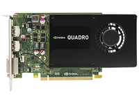 HP K7N01AV Quadro K2200 4GB GDDR5 scheda video