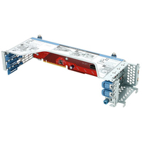HP DL160 Gen9 Low Profile PCIe CPU2 Riser Kit