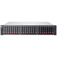 HP MSA 1040 2-port Fibre Channel Dual Controller SFF Storage array di dischi