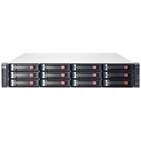 HP MSA 1040 2-port 1G iSCSI Dual Controller LFF Storage array di dischi