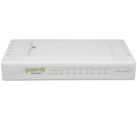 D-Link DGS-1008D/E No gestito Bianco switch di rete