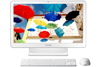 "Samsung 5 DM500A2J 1.7GHz 3558U 21.5"" 1920 x 1080Pixel Bianco PC All-in-one"
