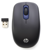 HP Wireless Portable Optical Mouse mouse